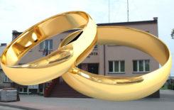 Więcej o: Informacja dotycząca udzielania ślubów cywilnych w USC Stawiszyn