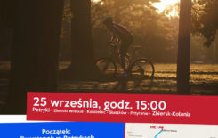 """Więcej o: Burmistrz Stawiszyna zaprasza na IV Rodzinny Rajd Rowerowy """"W barwach jesieni"""""""