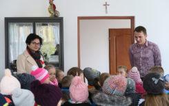 Więcej o: Wizyta przedszkolaków w Urzędzie Gminy i Miasta Stawiszyn