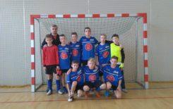 Więcej o: IV Miejsce chłopców ze Szkoły Podstawowej w Zbiersku na Mistrzostwach Rejonu Kaliskiego w Piłce Nożnej Halowej