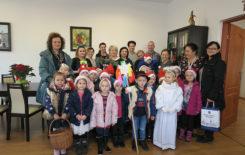 Więcej o: Świąteczna wizyta przedszkolaków