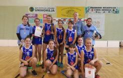 Więcej o: Kolejny sukces dziewcząt ze Zbierska – II Miejsce w Finale Rejonu Kalisz w Unihokeju Dziewcząt Szkół Podstawowych