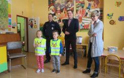 Więcej o: Bezpieczny przedszkolak
