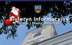 Więcej o: Biuletyn Informacyjny Gminy i Miasta Stawiszyn