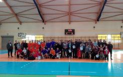 Więcej o: VI Turniej Piłki Nożnej Halowej o Puchar Burmistrza Stawiszyna