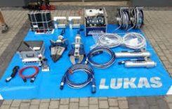 Więcej o: Pokaz narzędzi hydraulicznych