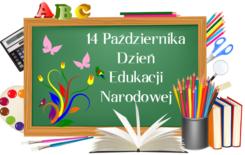 Więcej o: Życzenia z okazji Dnia Edukacji Narodowej