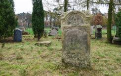 Więcej o: Prace porządkowe na cmentarzu żydowskim w Starym Kiączynie
