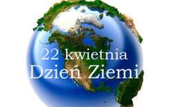 Więcej o: Międzynarodowy Dzień Ziemi