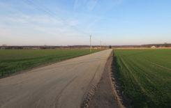 Więcej o: Przebudowa drogi gminnej w miejscowości Zbiersk Cukrownia działka nr 71, 62