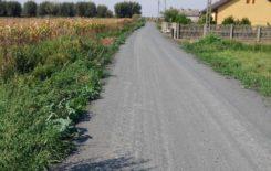 Więcej o: Przebudowa drogi gminnej w miejscowości Petryki działka nr 163