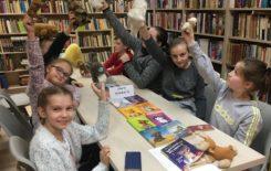 Więcej o: Ferie w Bibliotece Publicznej Gminy i Miasta w Stawiszynie