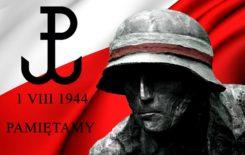 Więcej o: 1 sierpnia 1944 roku – Pamiętamy