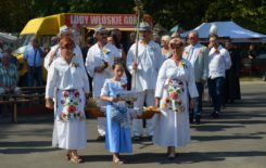 Więcej o: Powiatowo – Gminne Święto Plonów w Żelazkowie