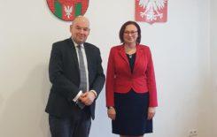Więcej o: Wizyta Ministra Jana Dziedziczaka w Stawiszynie