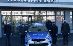 Więcej o: Nowy samochód policyjny dla Komisariatu Policji w Stawiszynie