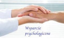 Więcej o: Bezpłatne wsparcie psychologiczne dla Mieszkańców Gminy i Miasta Stawiszyn