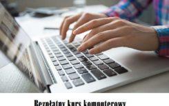 Więcej o: Bezpłatny kurs komputerowy dla mieszkańców Gminy i Miasta Stawiszyn