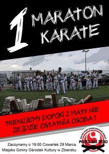 1 Maraton Karate